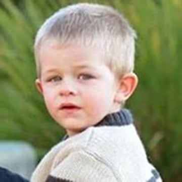 Image: Two-year-old Noah Chamberlin was reported missing in Chester County, Tenn.