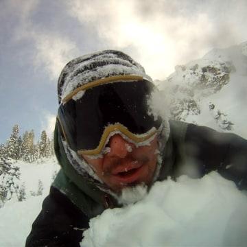 IMAGE: California avalanche video