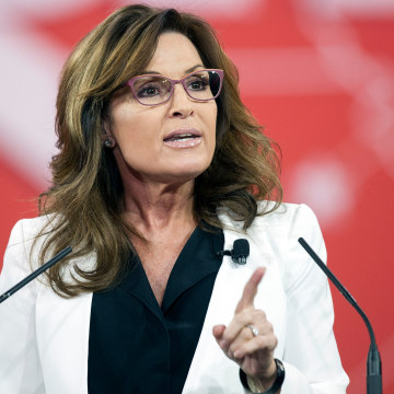 Image: A photo of Sarah Palin