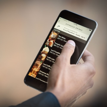 1 Million People Now Ordering Starbucks On Mobile Every Month