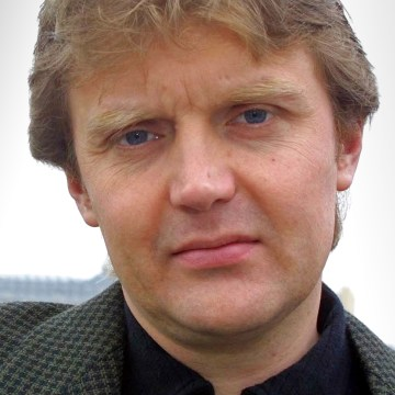 Image: A photo of Alexander Litvinenko
