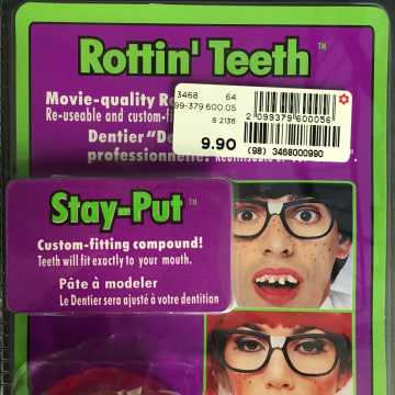Image: A photo of Rottin Teeth by sold Manor