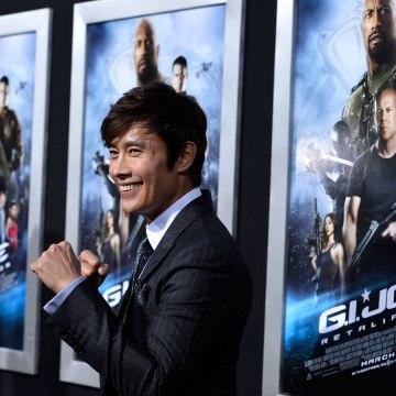 "Image: Premiere Of Paramount Pictures' ""G.I. Joe: Retaliation"" - Arrivals"