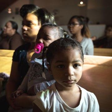 Image: Flint WATER CRISIS Tiana Lankford