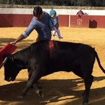 Spanish matador Francisco Rivera Ordóñez