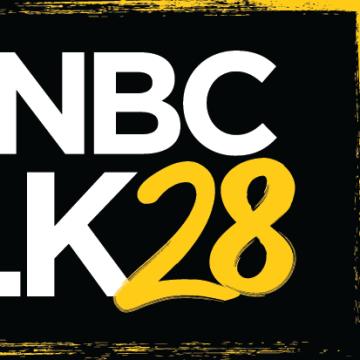 NBCBLK28 Stacked Logo
