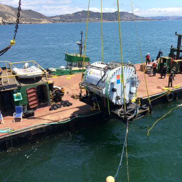 Project Natick: Microsoft Tests Putting Data Centers Under the Sea