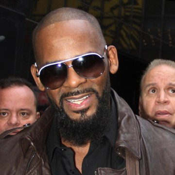 R. Kelly Visits Good Morning America
