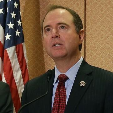 Image: Sens. Blumenthal, Murphy, And Rep. Schiff Discuss Gun Industry Legislation