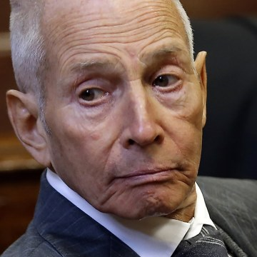 Image: Real estate heir Robert Durst appears in a New York criminal courtroom