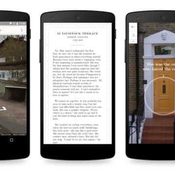Google Envisions 'Unprintable' Interactive Digital Books