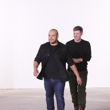 CADET designers Raul Arevalo and Brad Schmidt