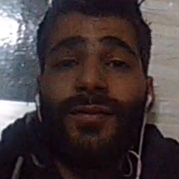 Image: Dani Qappani is a 27-year-old anti-regime activist in Moadamiya