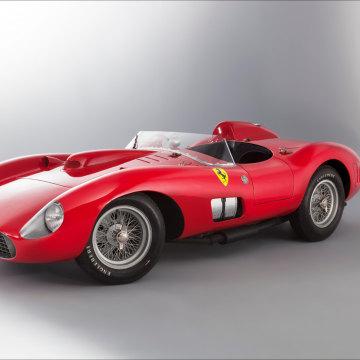 Ferrari Auction