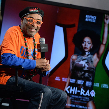 "AOL BUILD Presents: Spike Lee, ""CHI-RAQ"""