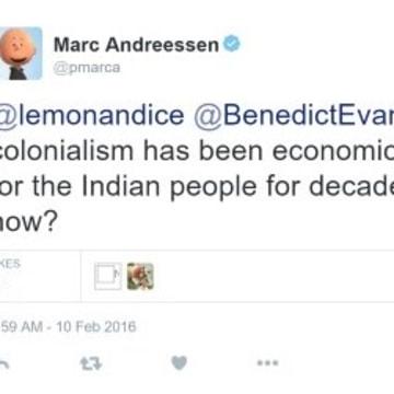 Zuckerberg Says Facebook Board Member's Tweet About India 'Deeply Upsetting'
