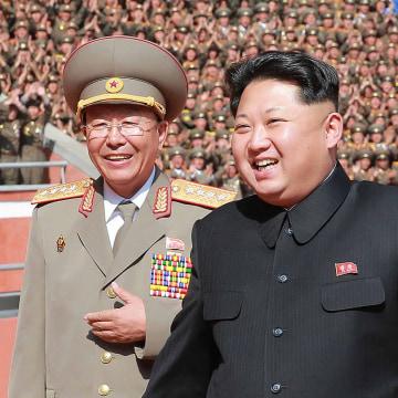 Image: NKOREA-POLITICS-MILITARY-PURGE-FILES