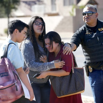 Image: Glendale High School Students