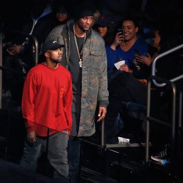 Image: Kanye West Yeezy Season 3 - Runway