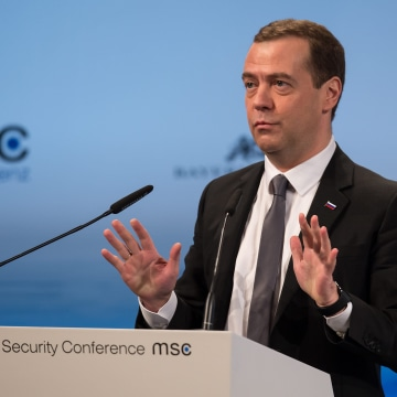 Image: 52nd Munich Security Conference