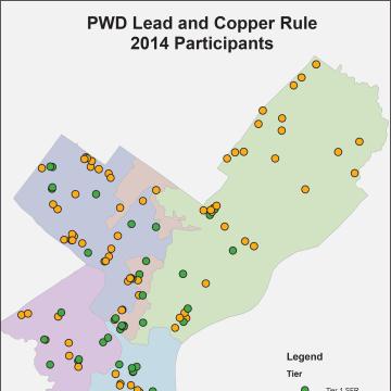 Image: Philadelphia water lead info