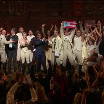 Hamilton, Lin-Manuel Miranda, GRAMMY, Best Musical Theater Album