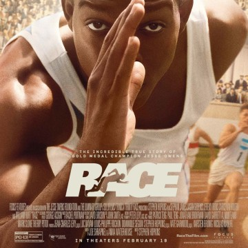 Image: Race Movie Poster
