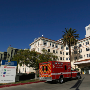 Image: The Hollywood Presbyterian Medical Center