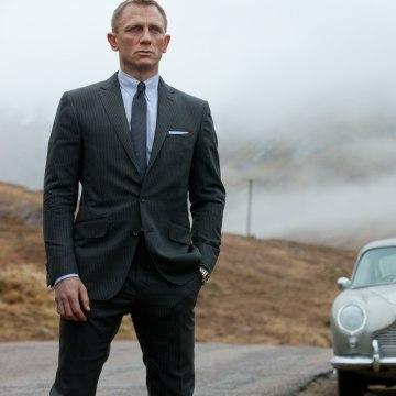 James Bond's Favorite Car Goes Electric