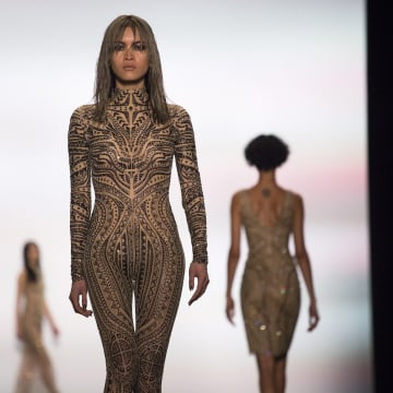 Asian Designers Bring Diverse Perspectives Visions To New York Fashion Week Nbc News