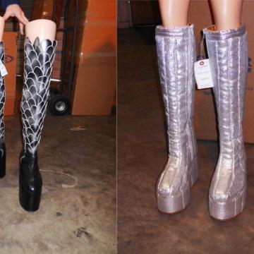 Image: Kiss Auction Boots