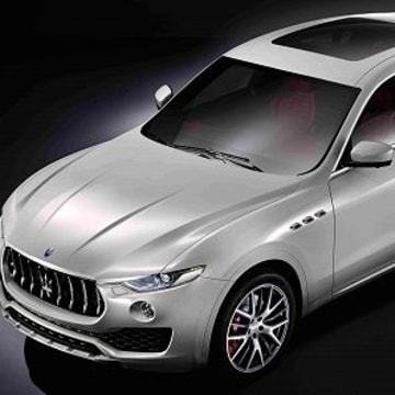 Image: Levante Maserati SUV