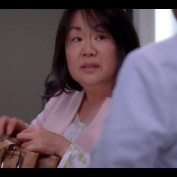 Emily Kuroda in Grey's Anatomy