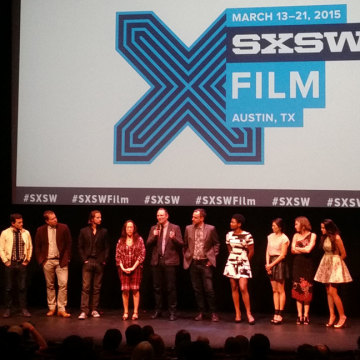 "The SXSW premiere of Gamechanger Films' ""The Invitation"" directed by Karyn Kusama"