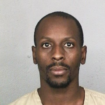 Image: Cedric Larry Ford in a booking photo from 2004.