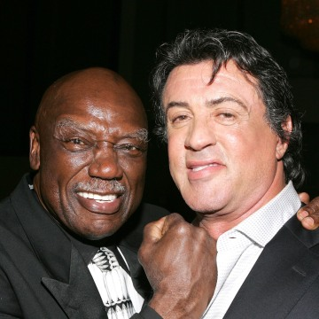 Image: FILE: Actor Tony Burton Dies At 78