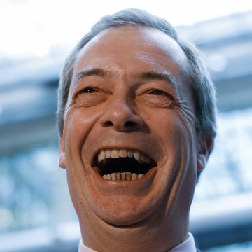 Image: Nigel Farage