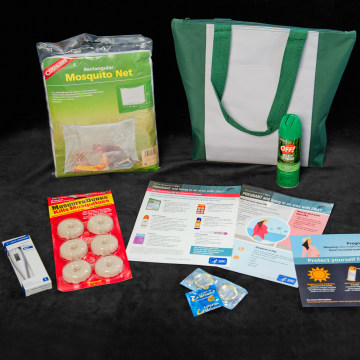 Image: Zika Prevention Kits