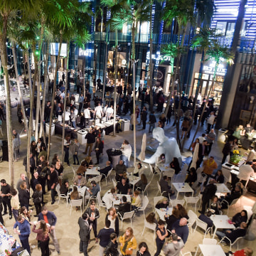 One&Only Resorts Presents Croquetas And Champagne Hosted By Jean-Georges Vongerichten - 2016 Food Network & Cooking Channel South Beach Wine & Food Festival presented by FOOD & WINE