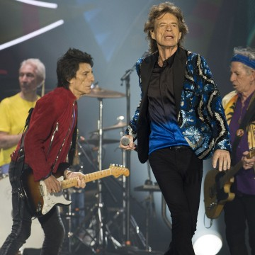 Image: BRAZIL-MUSIC-ROLLING STONES