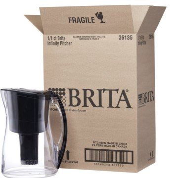 Amazon Brita pitcher orders its own filters