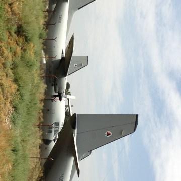 Image: G222 aircraft