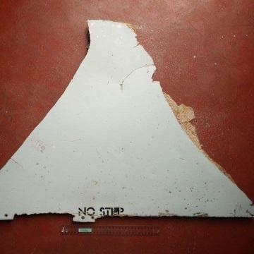 Image: Malaysia Airlines MH370 Mozambique Debri