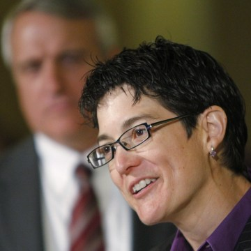Monica Marie Marquez, Gov. Bill Ritter