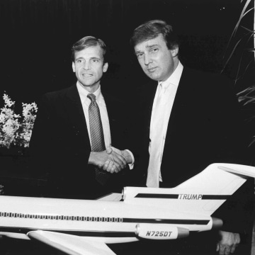 Donald Trump, Frank Lorenzo