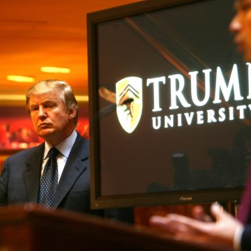 Image: Trump University