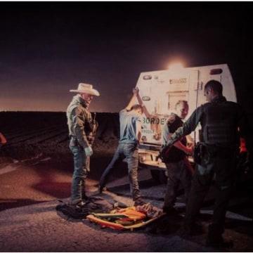 Image: Border Patrol Rio Grande Texas