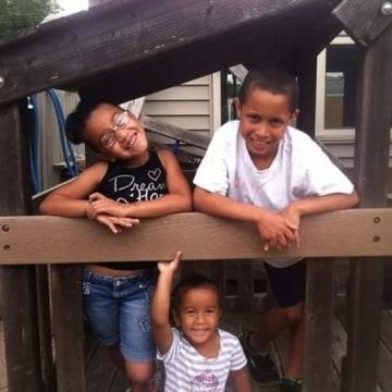 IMAGE: Melissa Lightfoot's children tested positive for lead