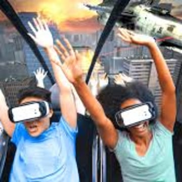 Six Flags to Offer Virtual Reality on Roller Coaster Rides