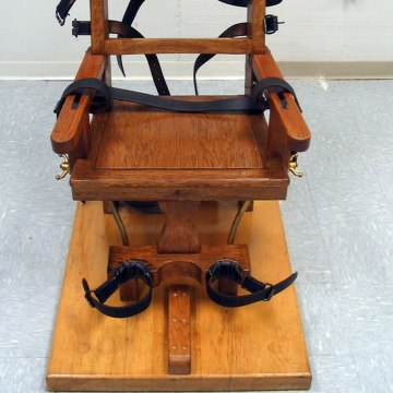 Image: Virginia Electric Chair